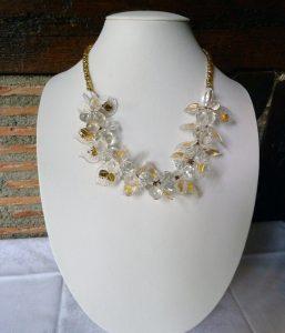 Art.119 Cristallo Oro Murano