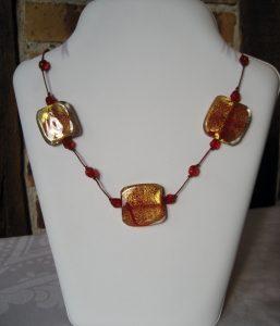 Art.88 Rosso Oro Murano
