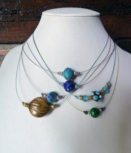 Art.Perla multicolors Murano (2)