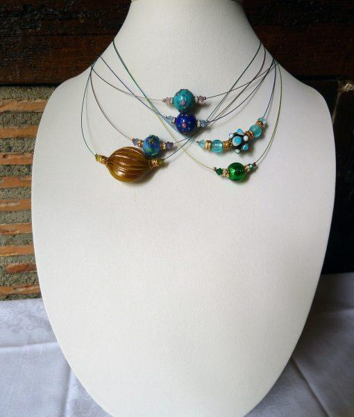 Art.Perla multicolors Murano